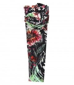 Leggings - Blumen multi