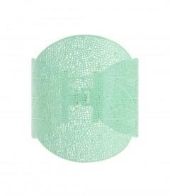Armband, grün