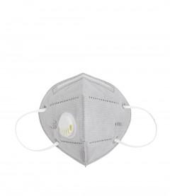 Schutzmaske - KN95 mit Filterventil, original